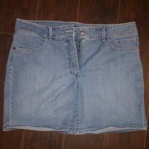 Pants - Rarely worn! Casual mid rise Jean shirts!